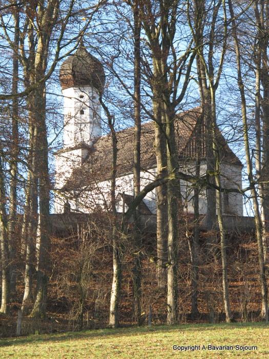 woodland church bavaria