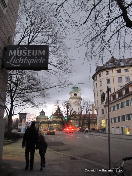 The Deutsches Museum