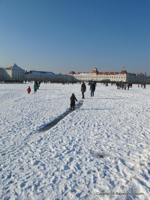 ice skating nymphenburg