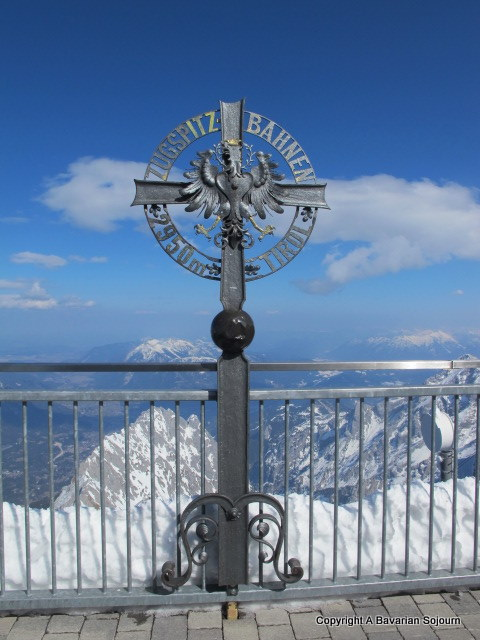 A Mountainous Mother's Day – Zugspitze