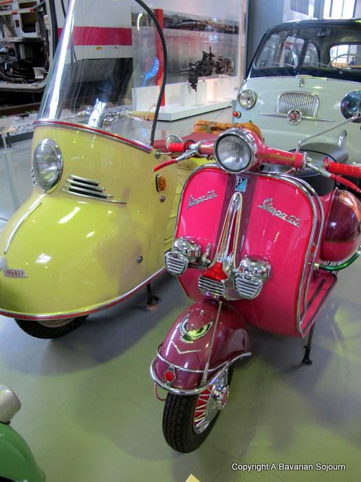 mopeds munich