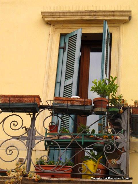 balcony verona