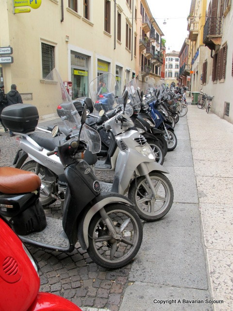 bikes verona