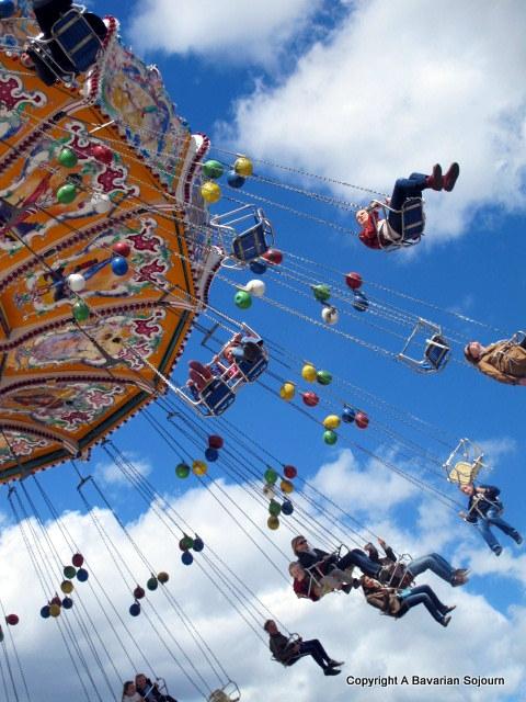 Sunday Photo – Sky Carousel
