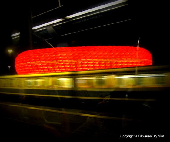 Sunday Photo – Allianz Arena