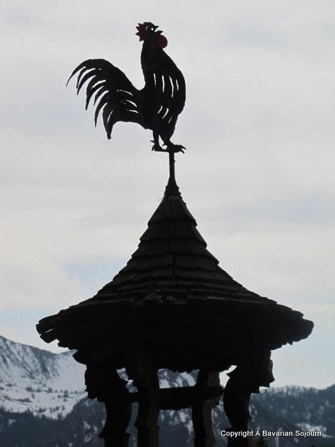 schliersee weathervane