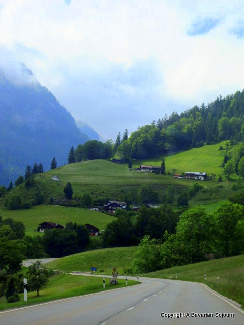 Sunday Photo – The Road to Berchtesgaden