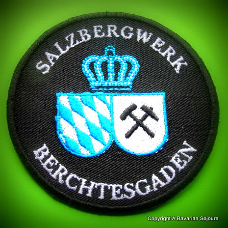 salzbergwerg badge