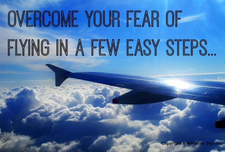 Overcome your fear of flying in a few easy steps