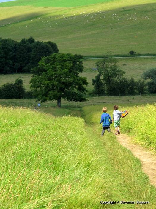 Silbury near Avebury