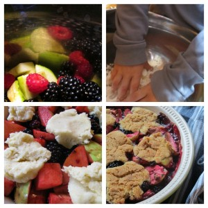 Cobbler Collage
