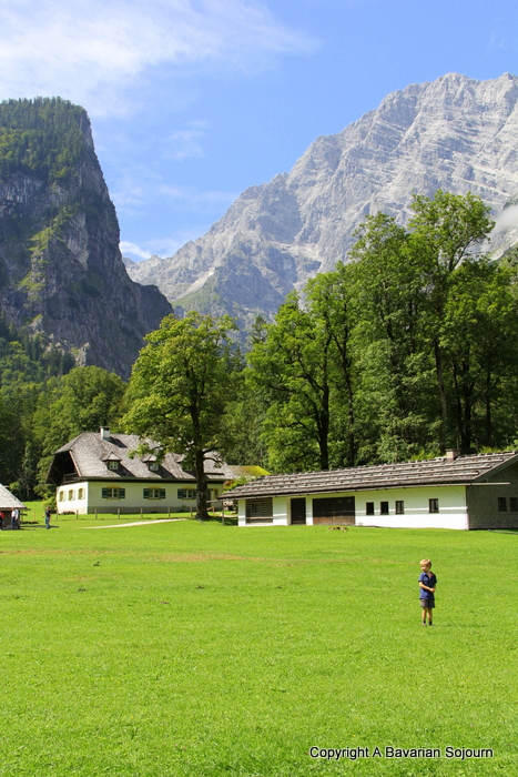 berchtesgaden summer photo
