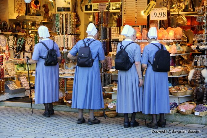 Nuns Berchtesgaden