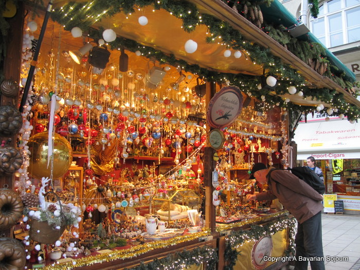 Munich Christmas Market.Seasonal Shopping Munich S Christmas Markets A