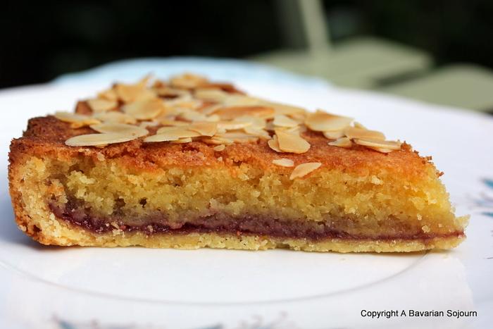 Nostalgia Cake (Bakewell Tart)… | A Bavarian Sojourn