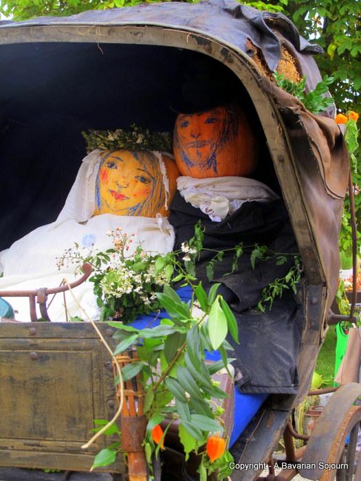pumpkin nuptials