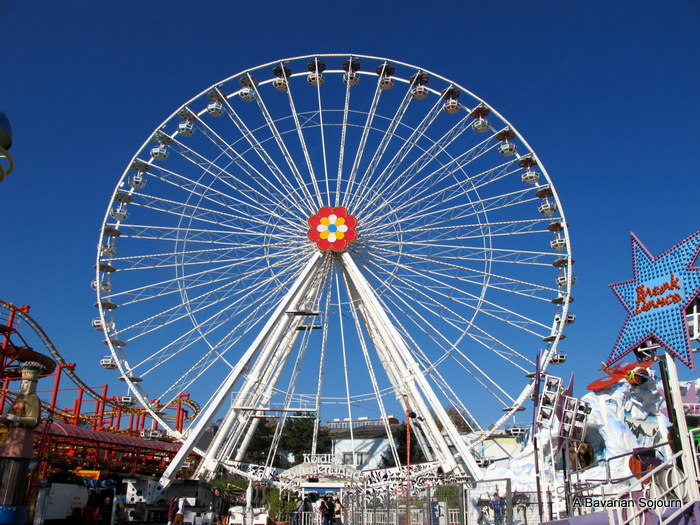The Riesenrad – Prater – Vienna
