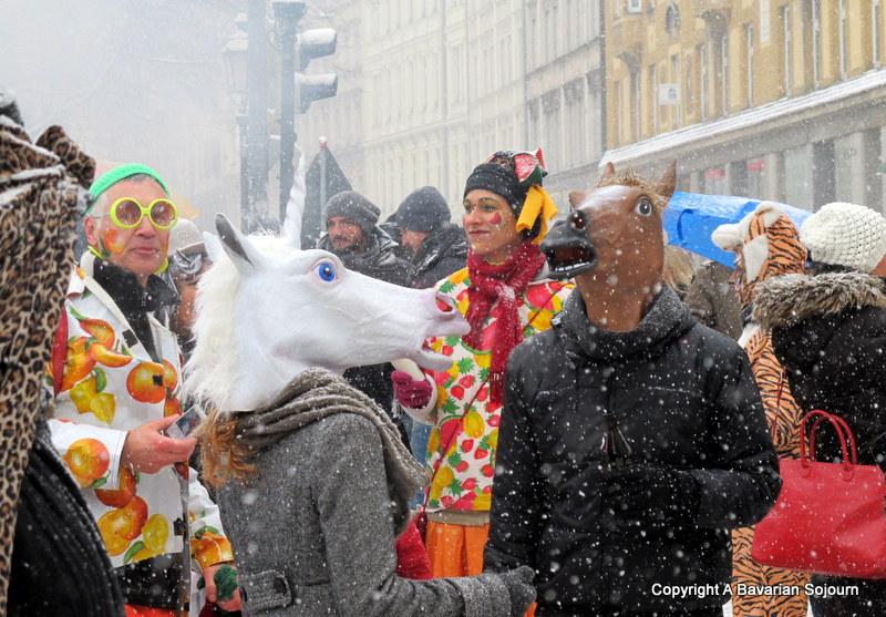karneval munich