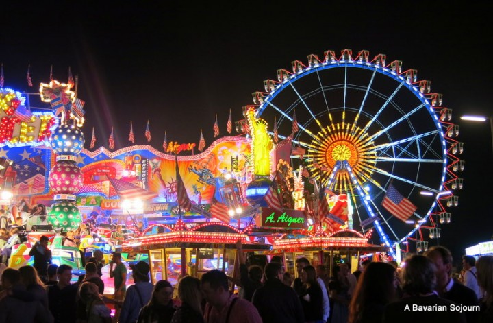 A Night at the Wiesn 2014