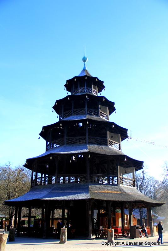 Sunday Photo – Chinesischer Turm
