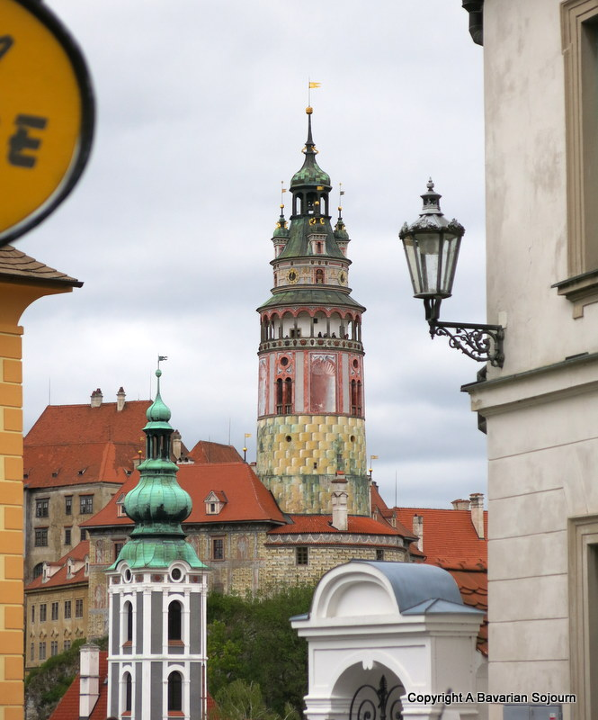 Český Krumlov – Czech Republic