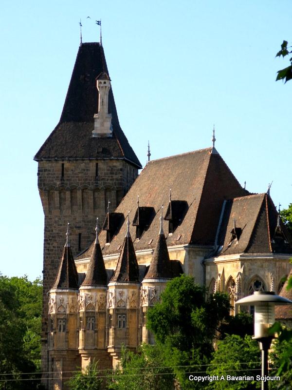 castle budapest city park