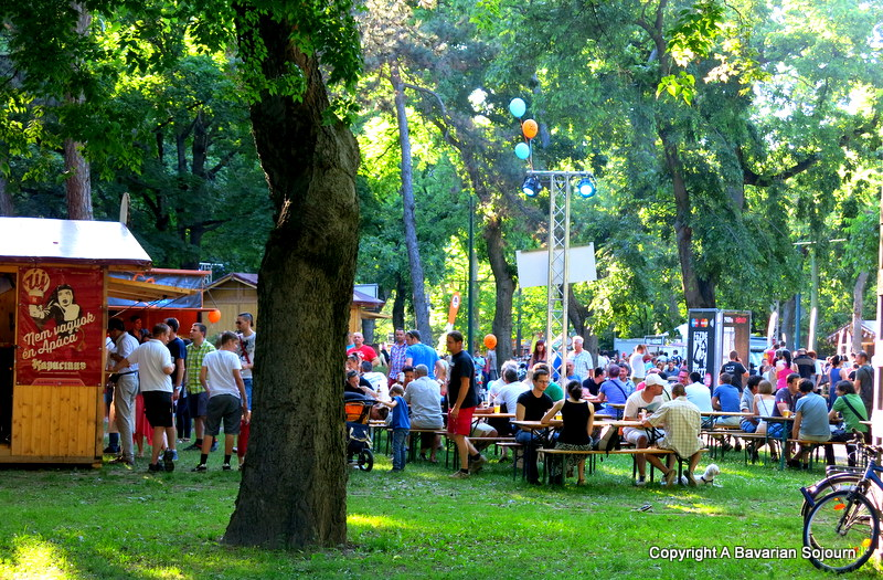 food festival budapest