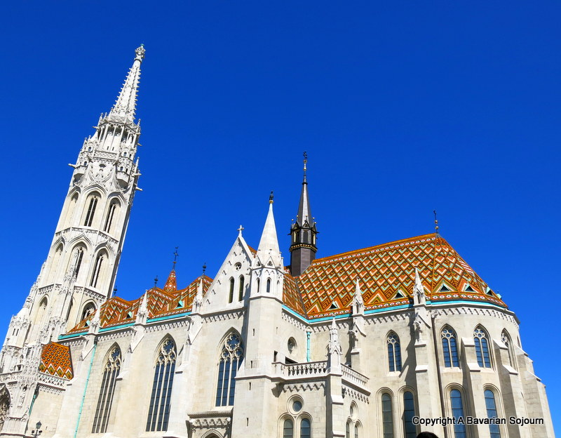 Matthias Church Buda Castle