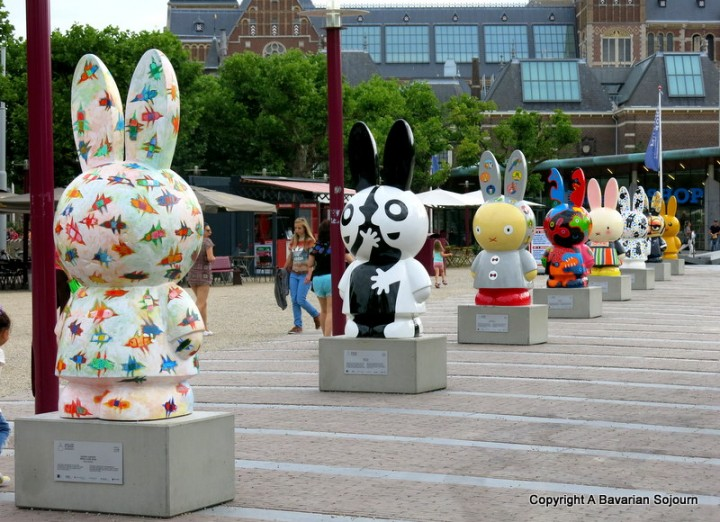 miffy at the rijksmuseum