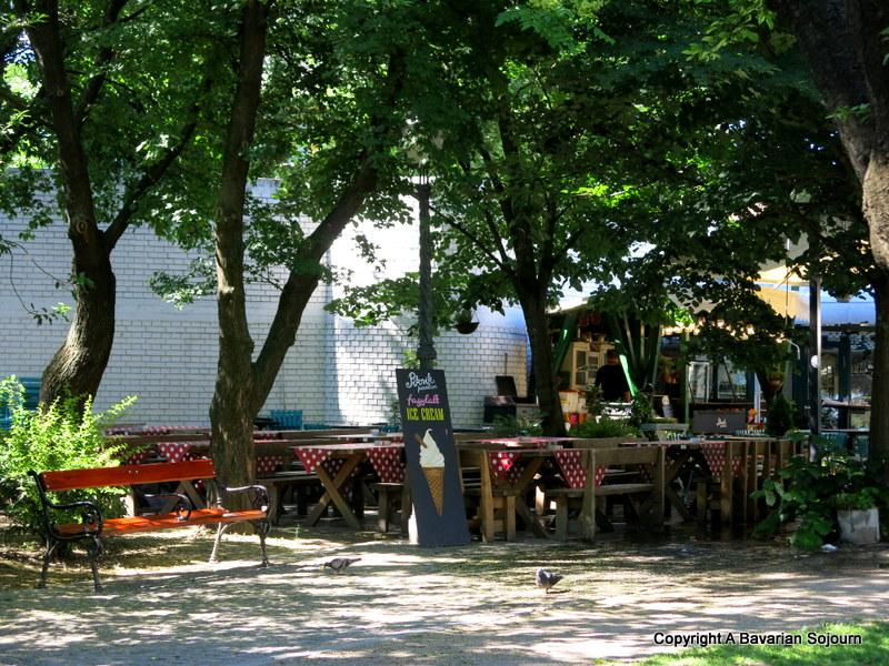 cafe fishermans bastion