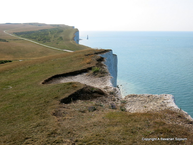 Cliff Top Belle Tout