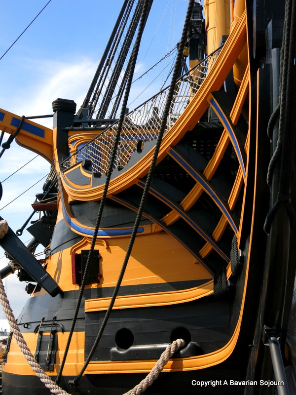 HMS Victory – Portsmouth