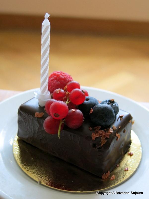 schloss elmau cake