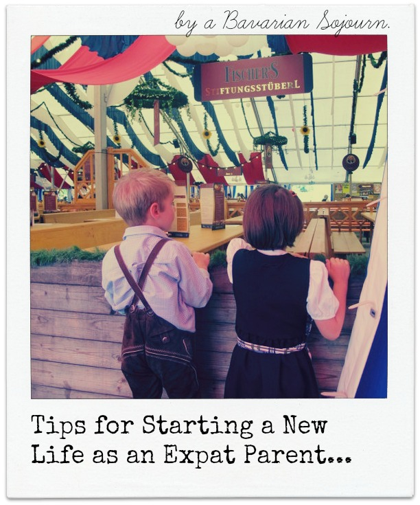 Tips for Starting a New Life as an Expat Parent