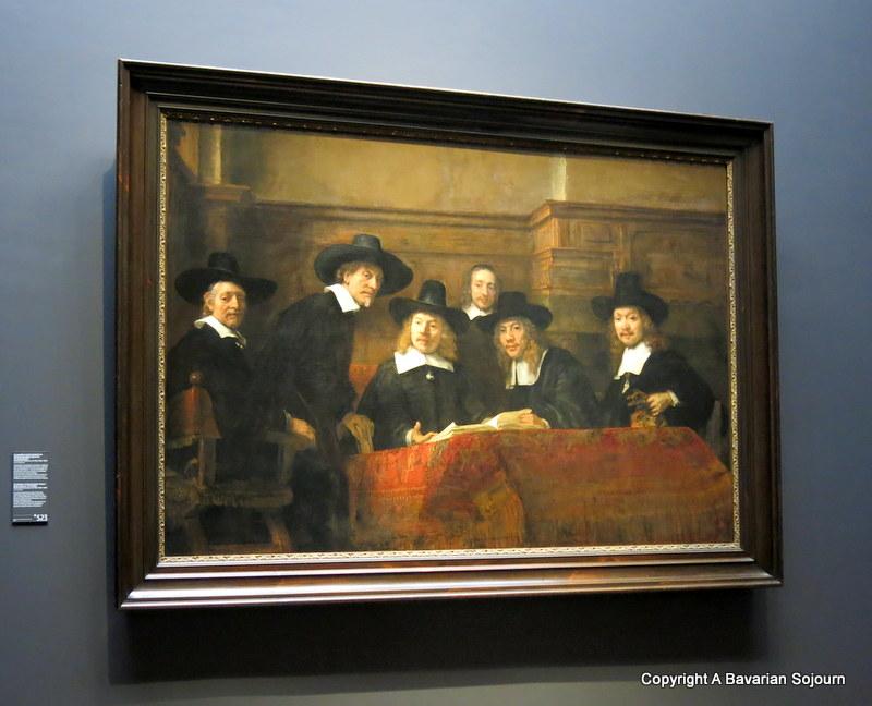 rijksmuseum dutch masters