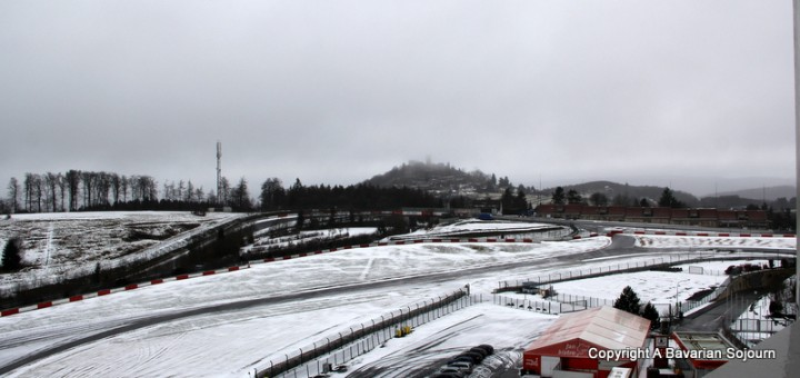 nurburgring and castle