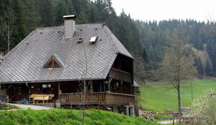 hilserhof farmhouse