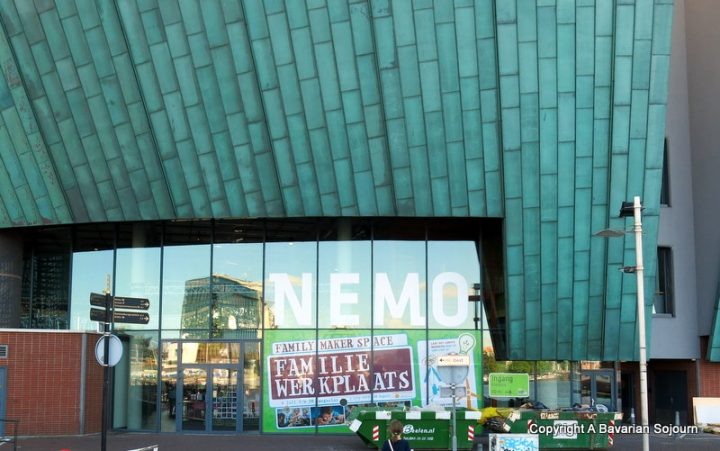 Nemo Science Centre Amsterdam