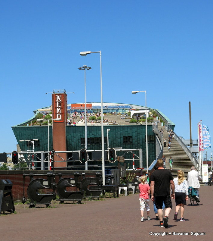 Nemo Science Centre – Amsterdam
