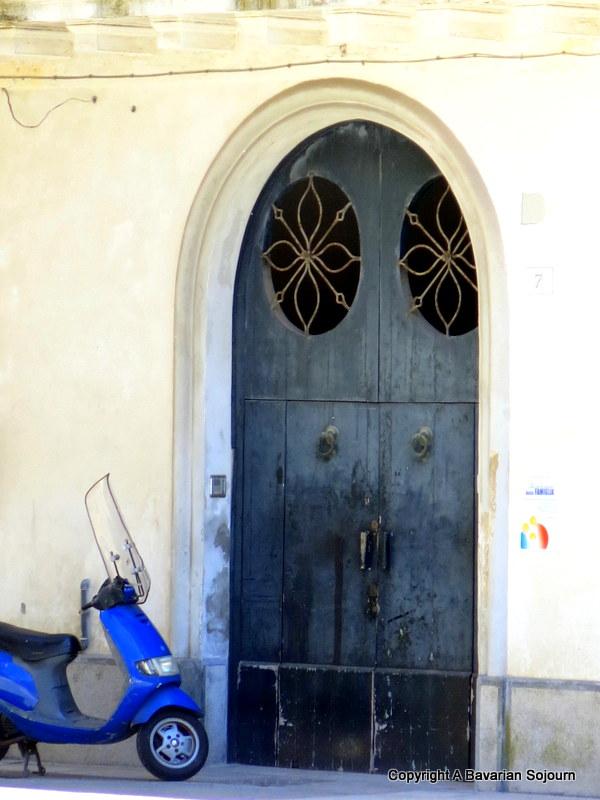 Sunday Photo – Blue Door