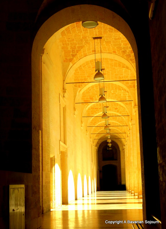 Sunday Photo – Light Tunnel