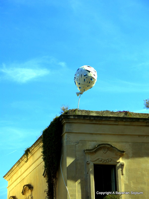 balloon sculpture lecce