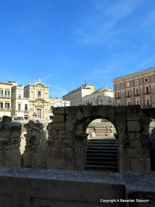 amphitheatre lecce