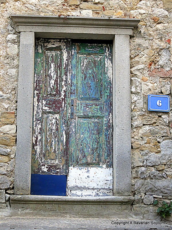 Sunday Photo – Favourite Door Croatia