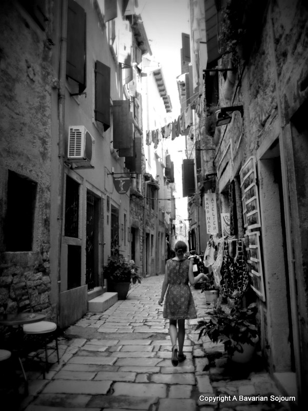 Sunday Photo – The Explorer – Rovinj
