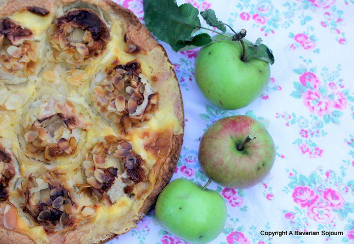 Apfel Kuchen Extraordinaire...
