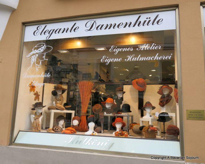 hat shop regensburg