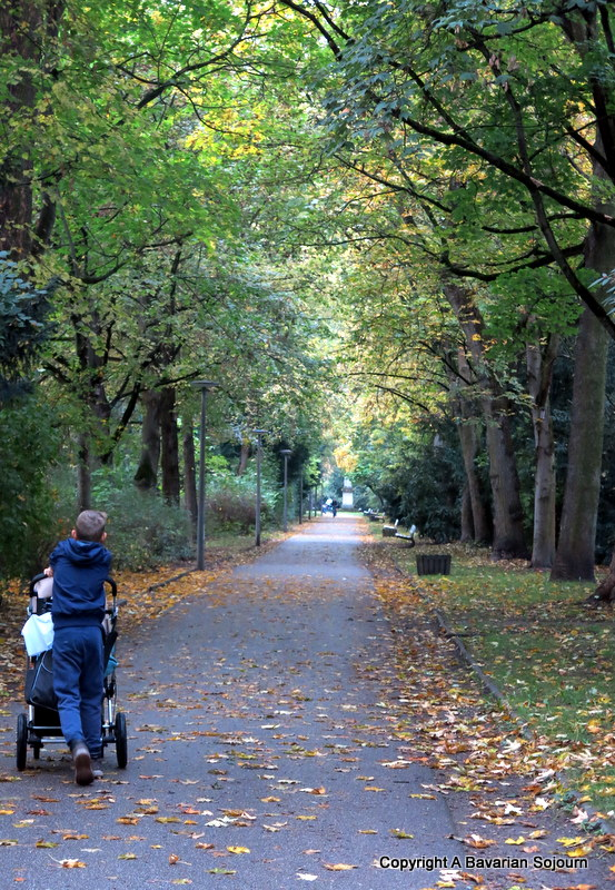 Autumn Regensburg
