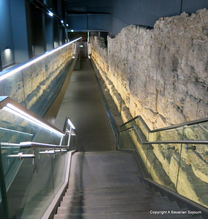 Roman Wall Regensburg