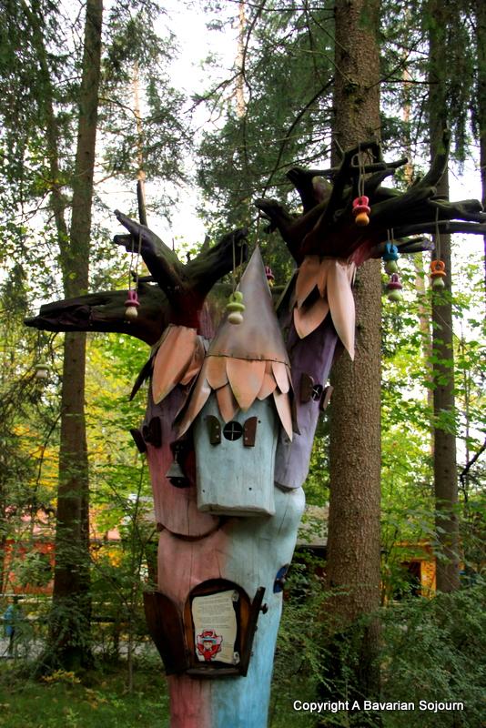 dummy tree Märchenwald